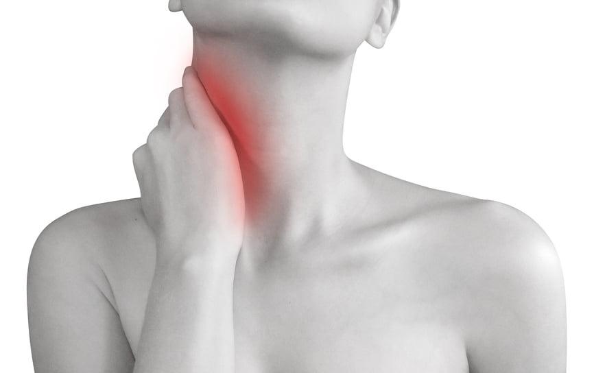 Шейный остеохондроз немеют губы
