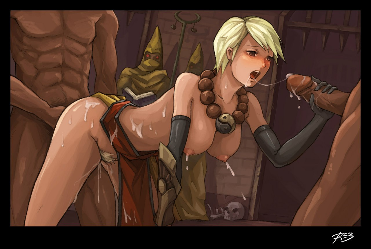 Diablo girl porn video adult comic