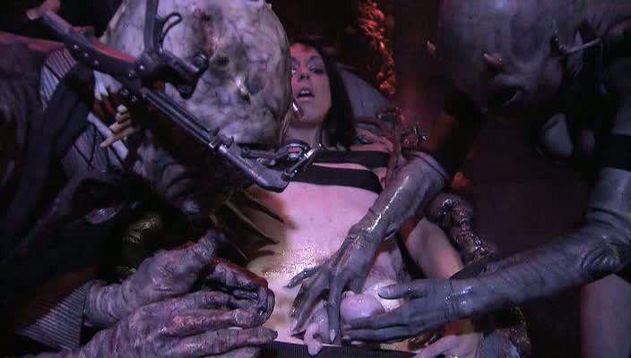 Секс пришельцы онлайн