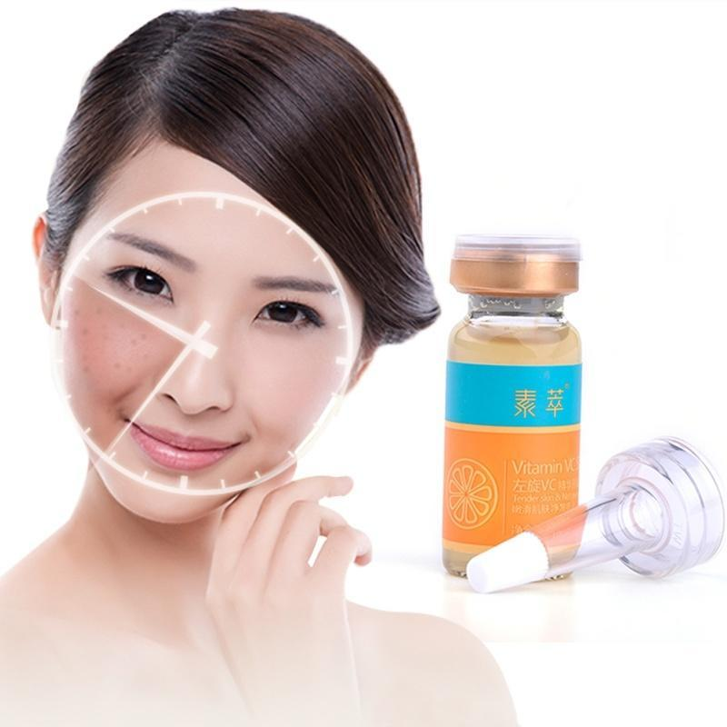 Витамин с для кожи лица в домашних условиях