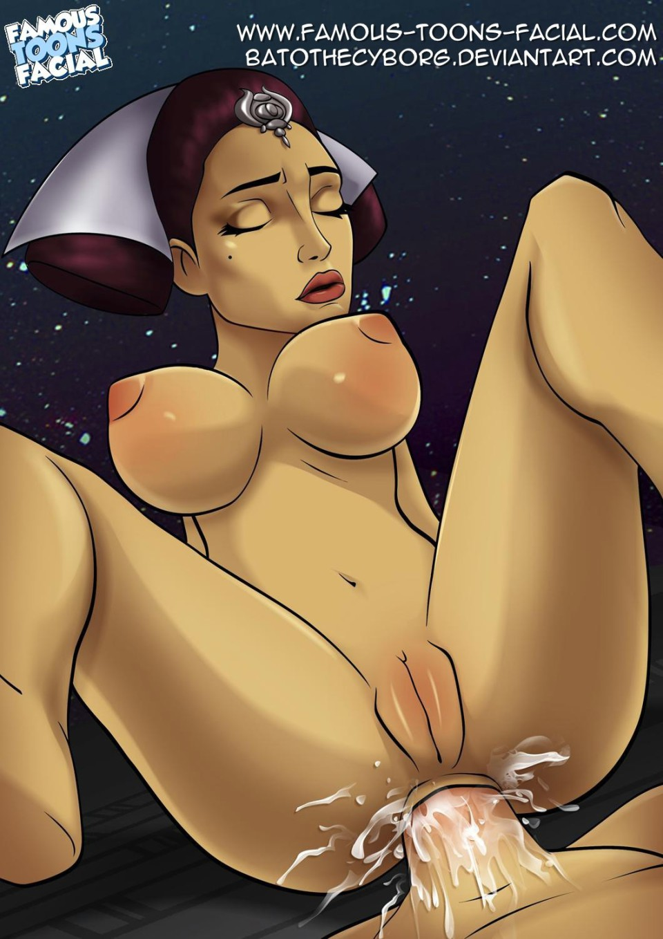 3d star wars the clone wars fuck  naked clips