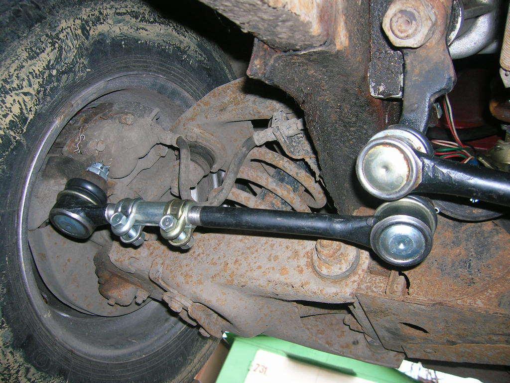 Как заменить рулевые тяги на ваз 2101 - Fin-dacha.ru