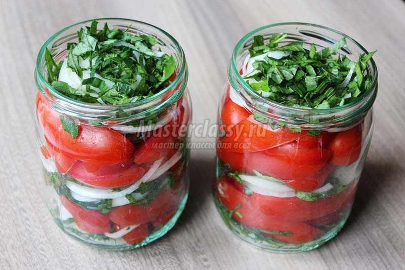 Рецепты салатов для консервации на зиму
