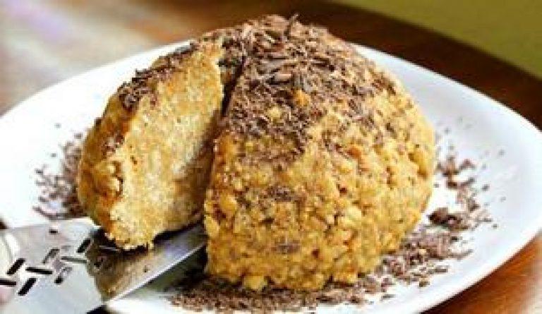 Торт из кукурузных палочек со сгущенкой рецепт с пошагово классический