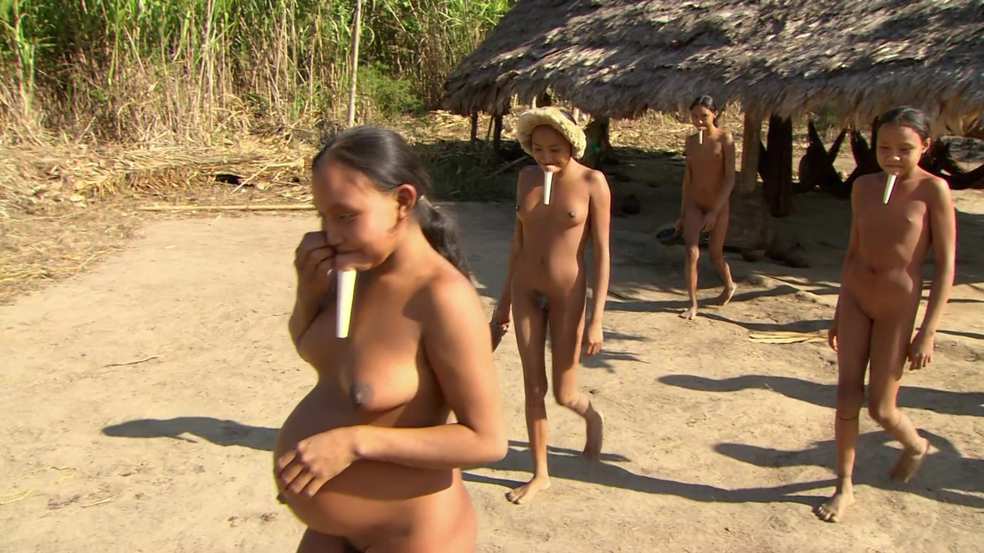 Naked amazon women