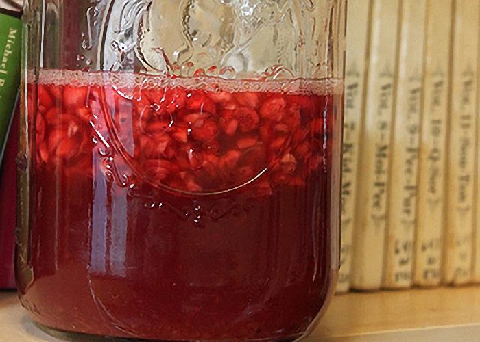 Сделать вино из брусники в домашних условиях 368