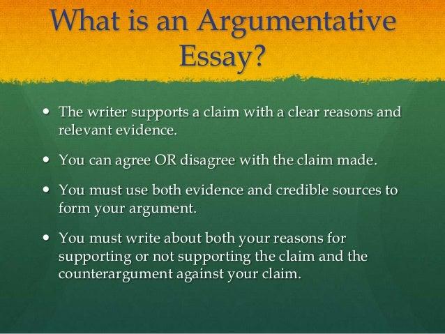 Compelling Argumentative Essay Topics