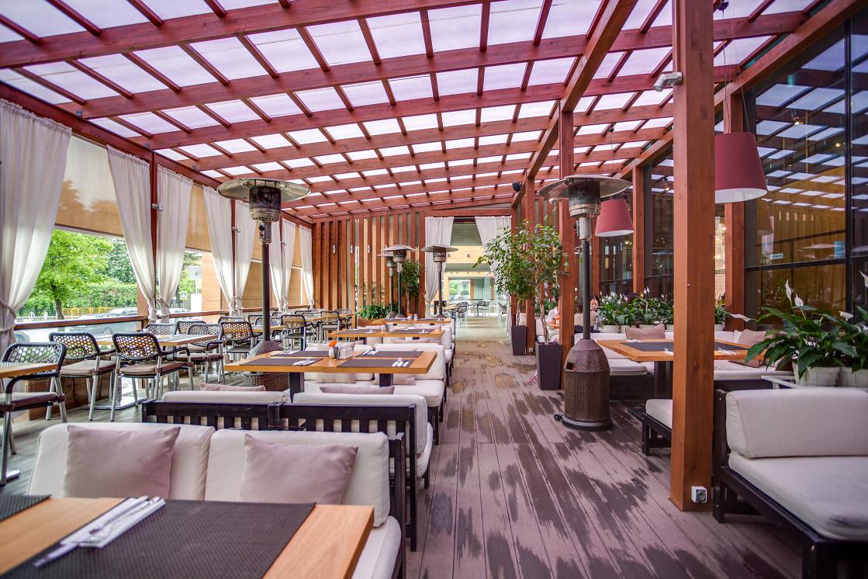 Ресторан Black Market - фотография 13