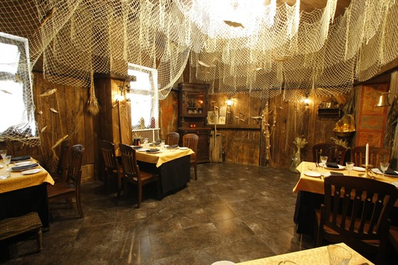 Ресторан Опричник - фотография 13 - Рюмочная