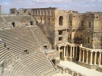 Повстанцы в Сирии захватили охраняемый ЮНЕСКО город Босра