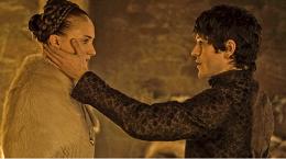 Джордж Р.Р. Мартин прокомментировал сцену с Сансой из нового эпизода «Игры престолов»