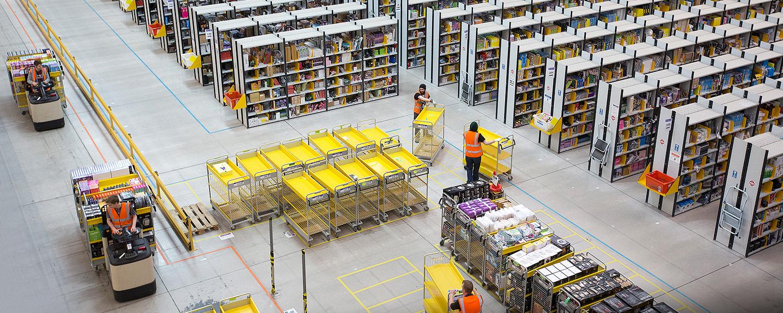 amazon market space
