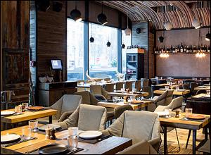 Новые рестораны - Рестораны Москвы на карте, кафе