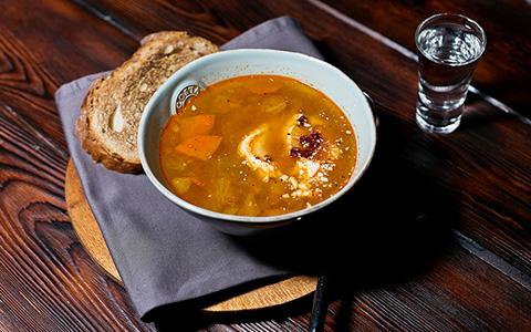 Валаамские щи, рассольник по-ленинградски, солянка и другие тяжелые супы