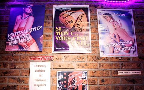 Как выживает последний порнокинотеатр Парижа