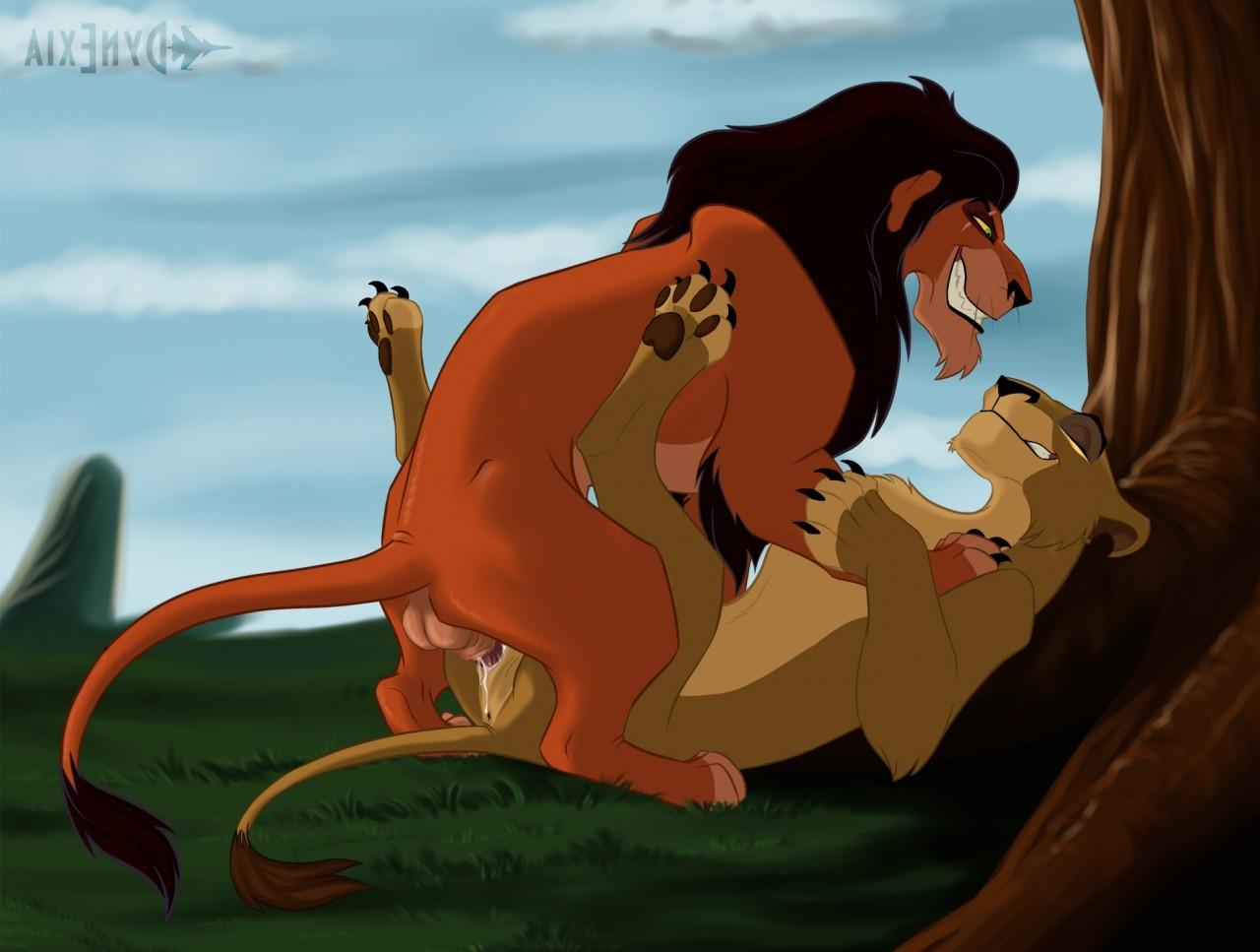 Король лев порно игра фурру