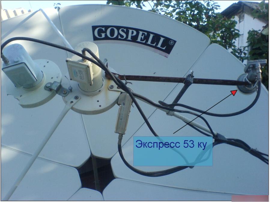 Как настроить спутниковую антенну самостоятельно в крыму - НО ЕФППИ
