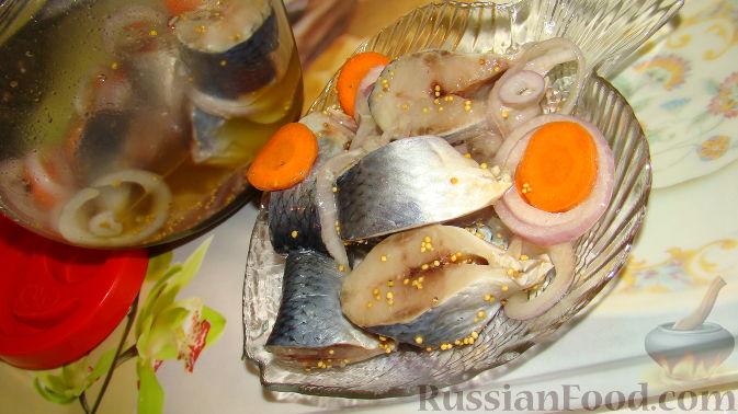 Селедка слабосоленая в домашних условиях рецепт пошагово