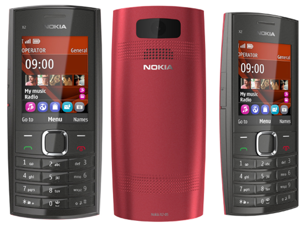 Nokia X2 Manuals Network Selection PDF Download