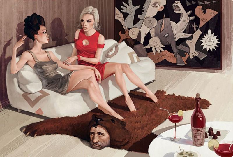 Жена госпожа порно смотреть
