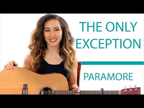 Download The only exception paramore files from
