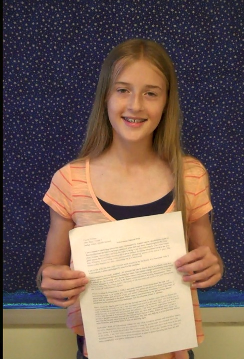 """�America the Beautiful"""" Essay Contest for Students"""