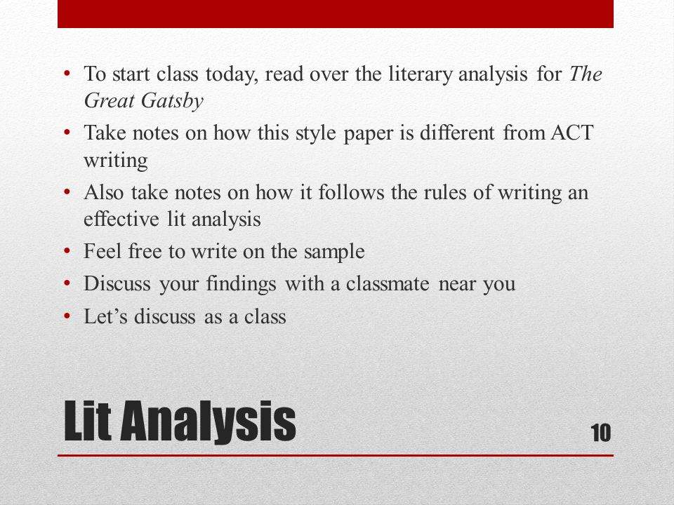 How to Write Critical Analysis Essay - PapersOwlcom