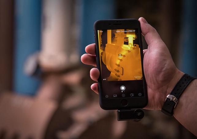 Тепловизор для смартфона на базе android на алиэкспресс