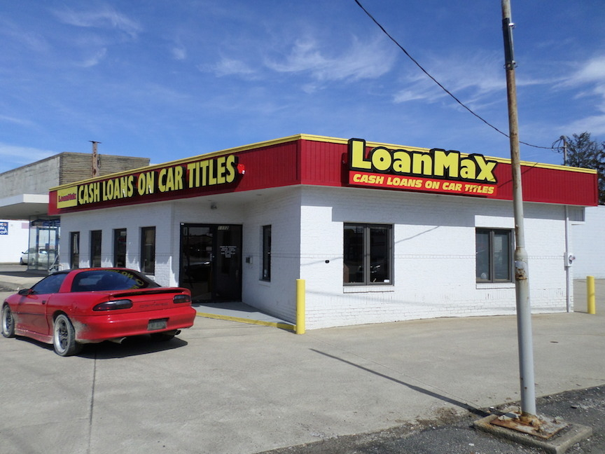 Loanmax fremont oh