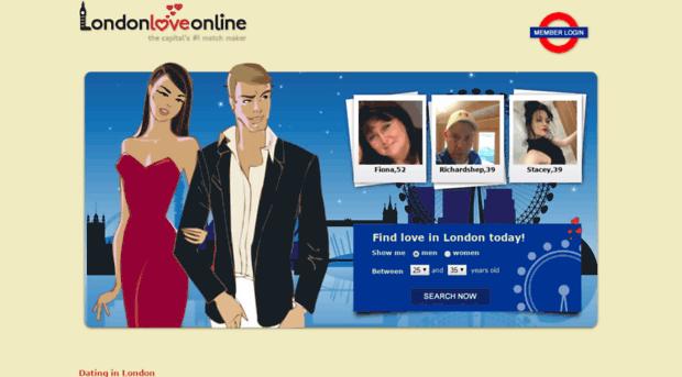 Best dating websites london