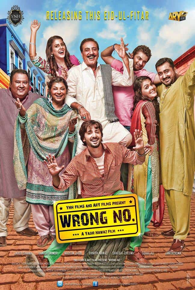 Wrong Number Pakistani Movie - Download HD Torrent