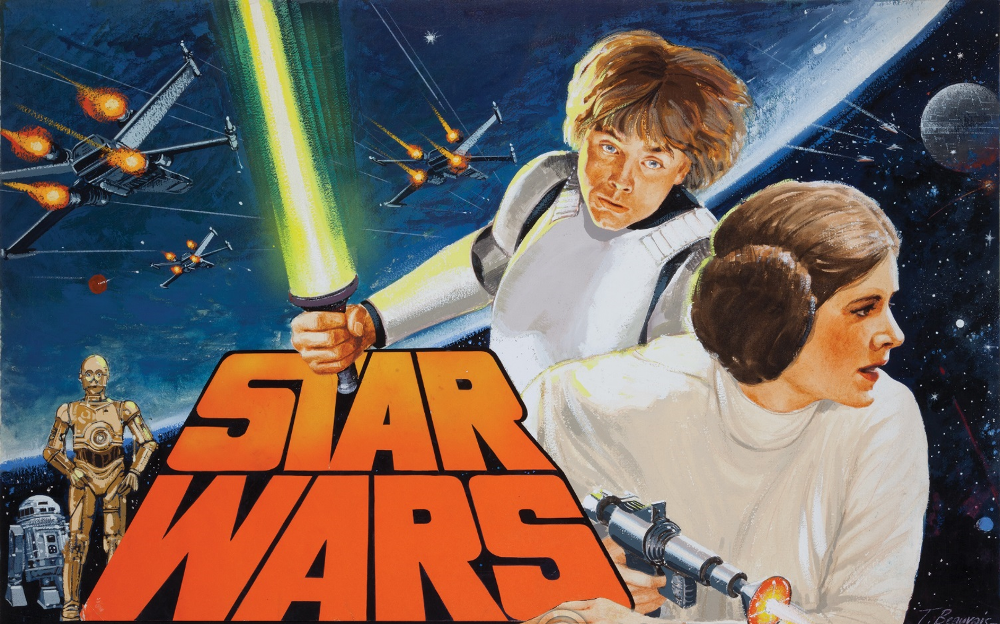 Watch Star Wars: Episode IV - A New Hope Online