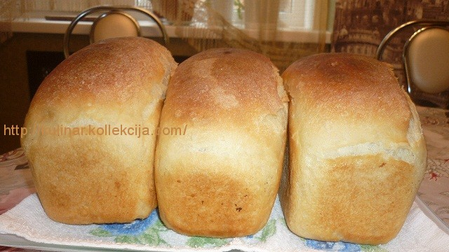 Хлеб без дрожжей в домашних условиях в духовке рецепт с фото быстрый