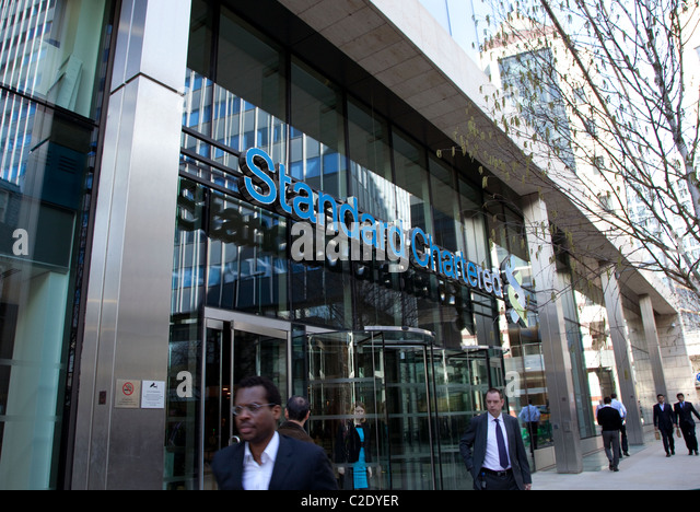 Standard chartered headquarters move victoria