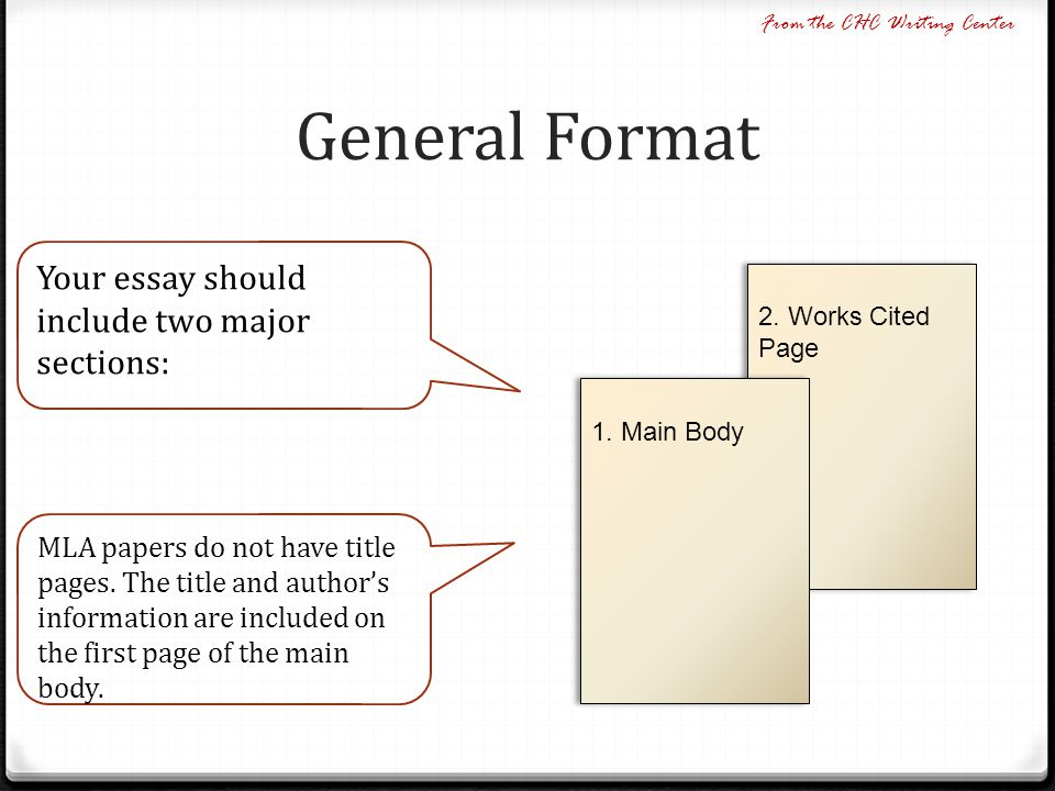 buy mla essay title page format