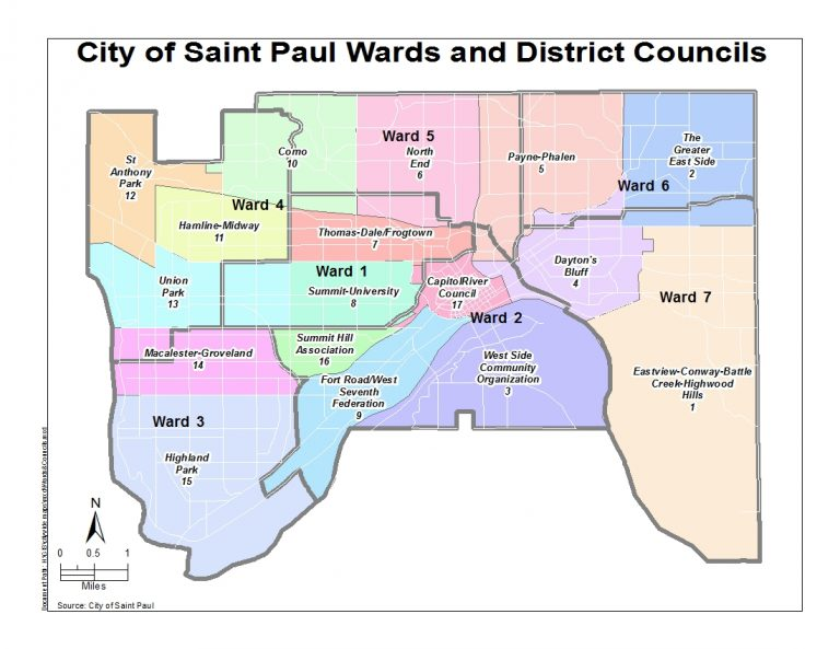 City of st paul loan programs