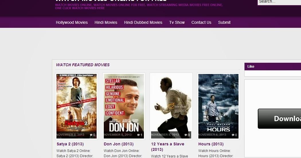 Watch HD Movies Online - MovieFlixter
