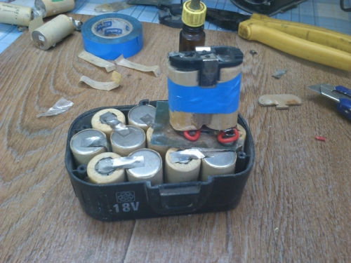 Банки для аккумулятора шуруповерта на алиэкспресс