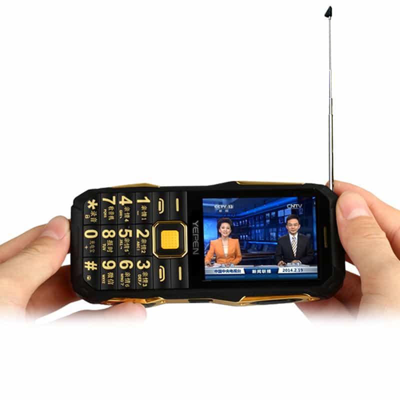Телефон кнопочный с алиэкспресс с мощным аккумулятором