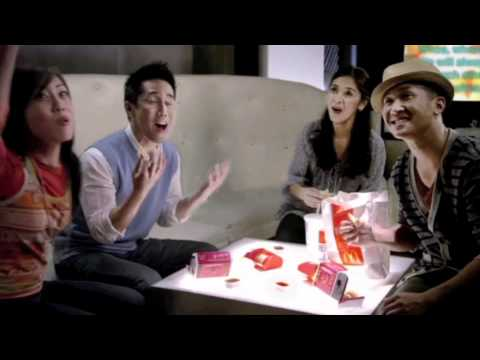 Geico karaoke dating commercial lyrics