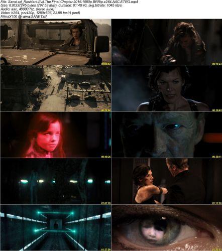Resident Evil 1 Streaming - Film Complet