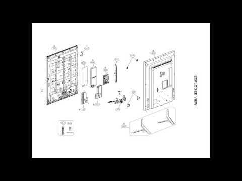 Led LG service manual