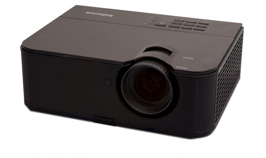 Manual infocus projector