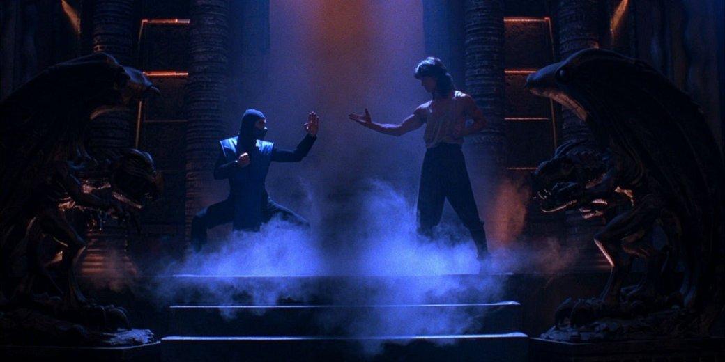 Watch Mortal Kombat 1995 full movie online or