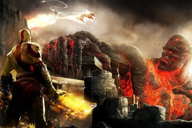 God of War 2 (II) - PC Game Download Free Full Version