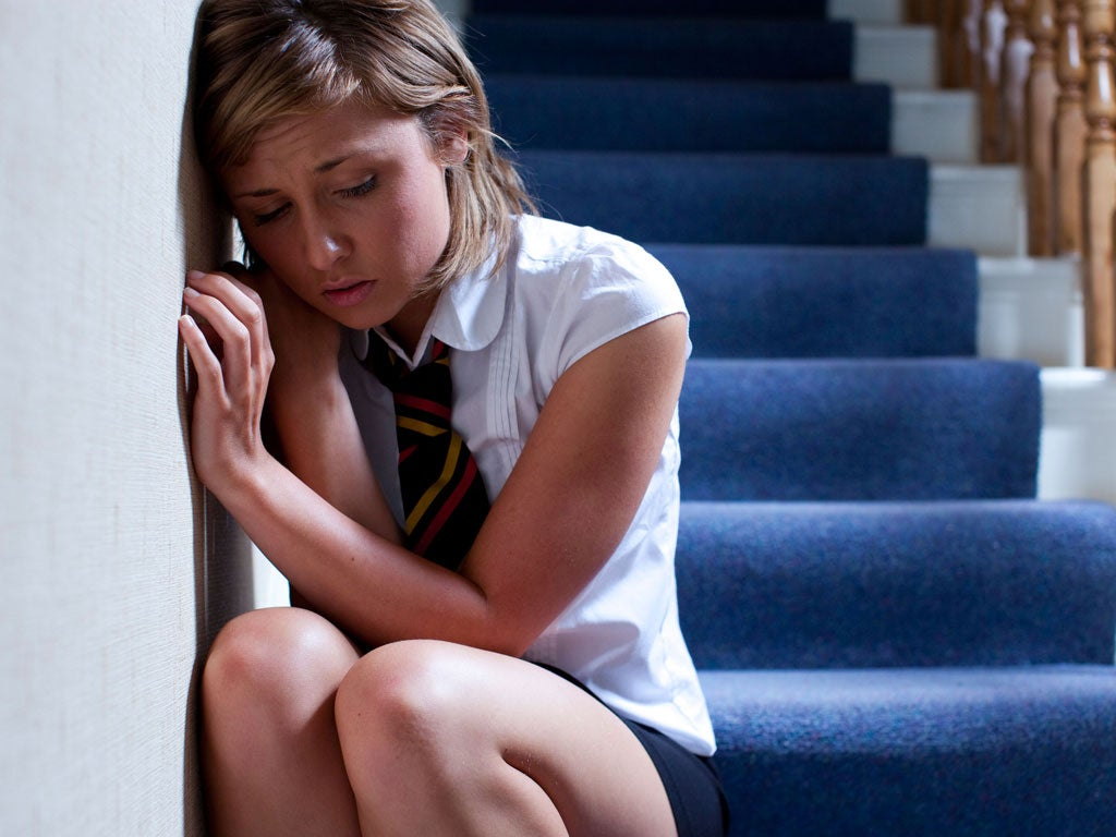 Teenage dating abuse signs