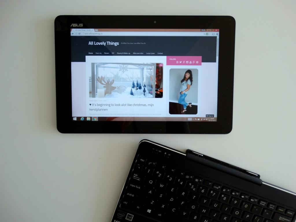 Handbuch asus tablet
