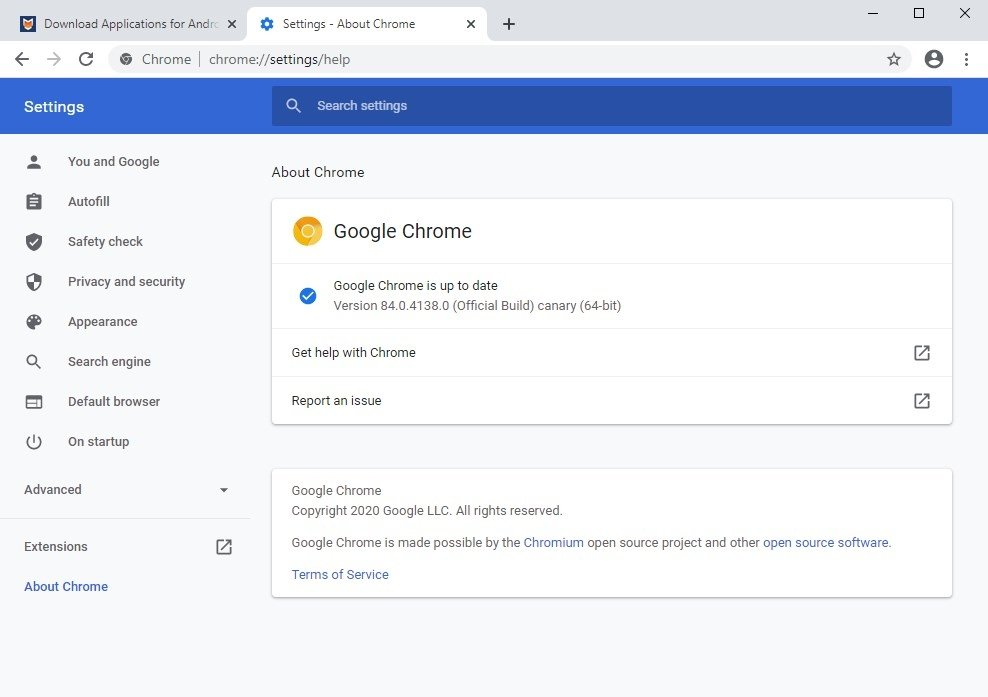 Google Chrome - Download
