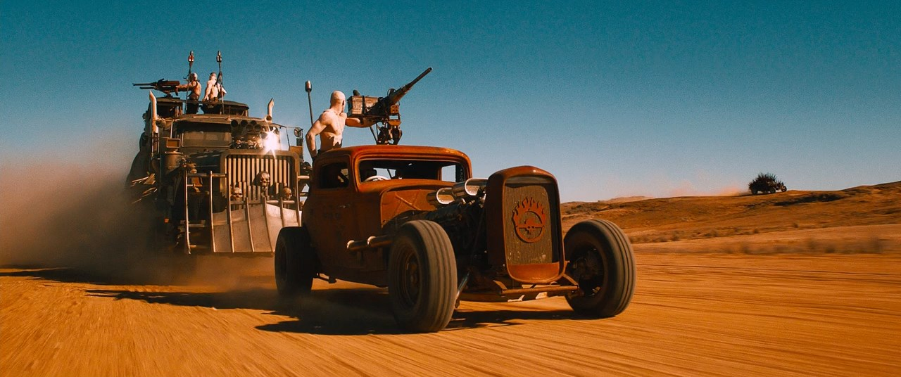 Mad Max: Fury Road (2015) - Download, Streaming