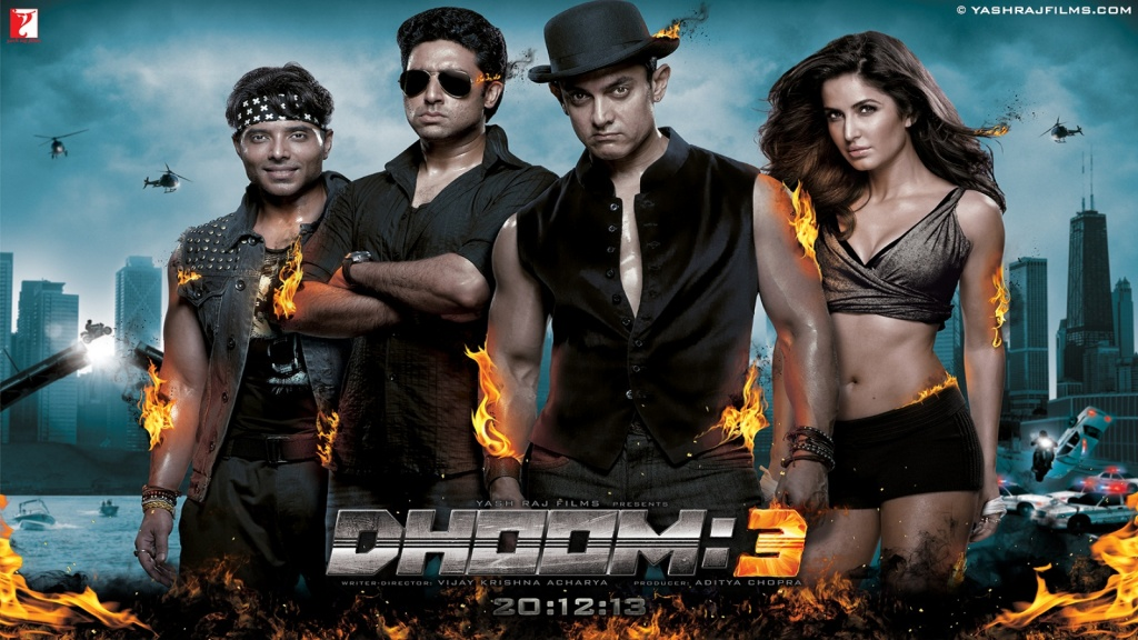 Watch Dhoom Online - Full Movie from 2004 - Yidio